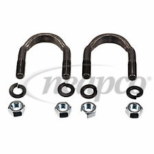 NEAPCO 1-0189 Universal Joint U-Bolt Kit Rear/Front NEW FAST FREE SHIPPING USA
