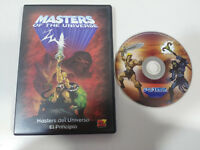 MASTERS DEL UNIVERSO EL PRINCIPIO OF THE UNIVERSE DVD ESPAÑOL ENGLISH