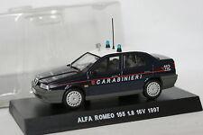 Edison Presse 1/43 - Alfa Romeo 155 1.8 16V 1997 Carabinieri
