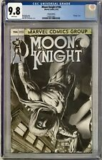 Moon Knight (2018) #194 CGC 9.8 Christopher Vintage Variant!  Limited to 600!