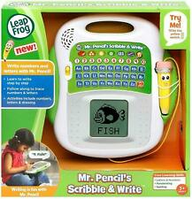 CHEAPEST LeapFrog  Mr Pencils Scribble and Write Interactive Learning Toy NEW