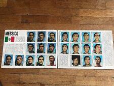 Sticker Album MEXICO 70 COMPLETE wc wm world cup copa cromos 74 coupe no panini