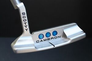 """Scotty Cameron Studio Select Newport 2 - 34"""" Right Hand ((Excellent Condition))"""