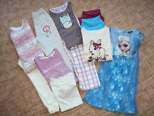 Bekleidung für Mädchen, Gr.110/116, 11 Teile, sehr guter Zustand