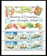 Timbres Monaco Bloc Feuillet 1992 EUROPA N°57 Neuf Sans Charnière