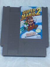 Super Mario Bros 2; Nintendo Entertainment System(NES)