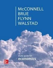 Study Guide for Economics by McConnell, Brue, Flynn & Walstad, 20th Edition