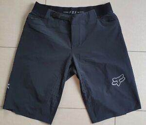 Fox flexair MTB Hose Short - No Liner 34 anthrazit