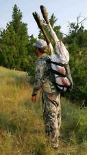 HUNTING/CARGO Pack with custom cargo/meat sling meant for serious hunters