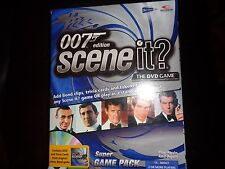 Movie Edition Scene it? DVD Game Super Game Pack 007 James Bond Edition