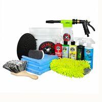 Chemical Guys HOL126 – 14-Piece Arsenal Builder Car Wash Kit Free Shipping