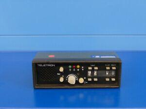 Teletron Bediengerät T 724-2b, Funk/BOS/FUG/DRK/KatS/Feuerwehr/Bedieneinheit
