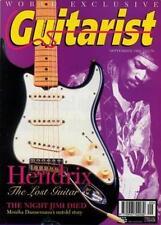 Jimi Hendrix Therapy Antonio Forcione Skip McDonald Mag