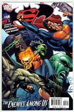 Superman Batman (2003) #28 1st Print Signed By Ethan Van Sciver No COA NM