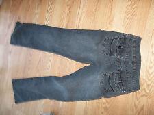Sonoma lifestyle black strech jeans size 8 boot
