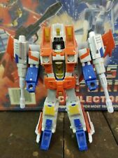 Transformers Classics Starscream Deluxe Class 2006