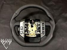 Steering Wheel Land Rover Freelander Flat Bottom New Leather