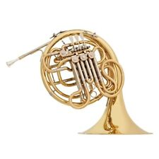 More details for coppergate double french horn by gear4music