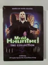 Most Haunted - The Collection (DVD, 2007, 6-Disc Set)