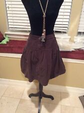 Anna Sui Skirt New Size 12