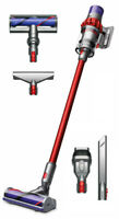 Dyson V10 Cyclone Motorhead Red Cordless Stick Vacuum + Mattress Tool Bundle