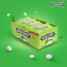20 Packs X 15 Pieces Each - Wrigley's Sugar Free Doublemint Peppermint - FShip