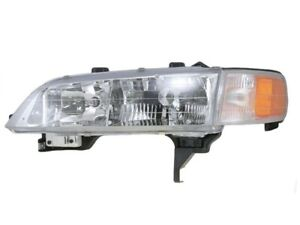 Left LH Headlamp Assembly SDN With Park/Signal Lamp fits 1994 1997 Honda Accord