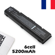 Batterie de portable pour TOSHIBA SATELLITE PA3534U-1BRS PA3533U-1BRS PABAS098