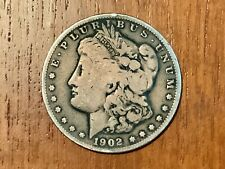 Coins Us 1902S Morgan Dollar, (G) 1k.5 mil. minted, Ungraded, Uncertified
