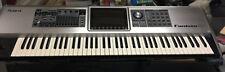 Roland Fantom g7 sintetizadores, usado, muy buen estado, dispositivo Studio
