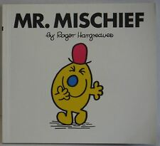 Mr Mischief  Roger Hargreaves paperback 2003 VGC children's story to read