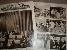 Photo article Sierra Leone joins commonwealth as independent nation 1961