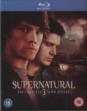 Supernatural The Complete Third 3rd Season (Blu-ray, 2008)