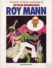 ROY MANN (Attilio Micheluzzi)