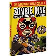 4142 // ZOMBIE KING THE LEGION OF DOOM DVD NEUF SOUS BLISTER