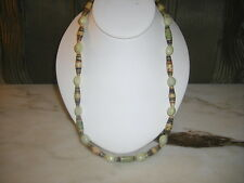 Men's Green Necklacle