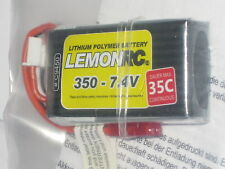 LemonRC Pichler 2S 7,4V Lipo Akku 350mAh XH Balancer NEU 35C dauer C9450 PICHLER