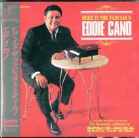 EDDIE CANO-HERE IS THE FABULOUS EDDIE CANO-JAPAN MINI LP CD C94