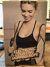 New Electronic Counting Skipping Jump Rope