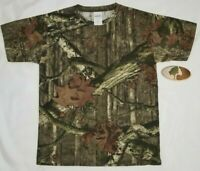 Mossy Oak Youth Shirt - Camo, New with Tags