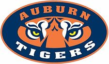 Auburn Tigers Vinyl DieCut Sticker Decal Logo Ncaa 4 Stickers
