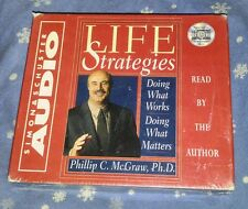 NEW Life Strategies doing What Works Doing What Matters Audio BOOK Phil McGraw