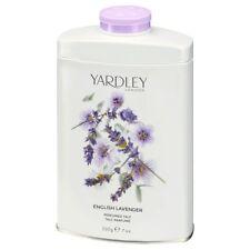 Yardley English Lavender Perfumed Tin Talc 200g