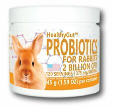 HealthyGut™ Probiotics for Rabbits