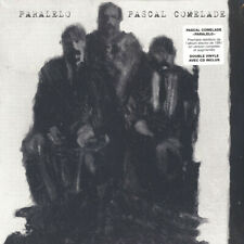 PASCAL COMELADE Paralelo 2xLP+CD *SEALED* mnemonist biota nurse with wound