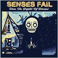 Senses Fail - From The Depths Of Dreams (NEW CD)
