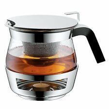 WMF Tea Moments Tea Set Includes Warmer Lid and Tea Pot 1 Quart 1 Liter