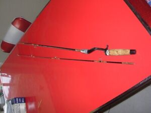 Vintage Original (?) ZEBCO Bait Casting Rod 6'