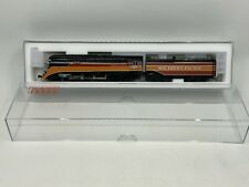 NIB Kato N Southern Pacific GS-4 Daylight Steam Loco large lettering #126-0302