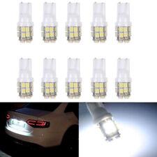 Hot 10pcs T10 20-SMD LED White Super Bright Car Lights Bulb - 194 168 2825 W5W